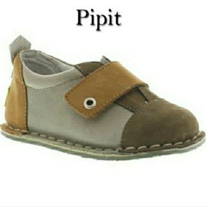 🆕️Pipit Jack Baby Toddler Kid Leather Shoe